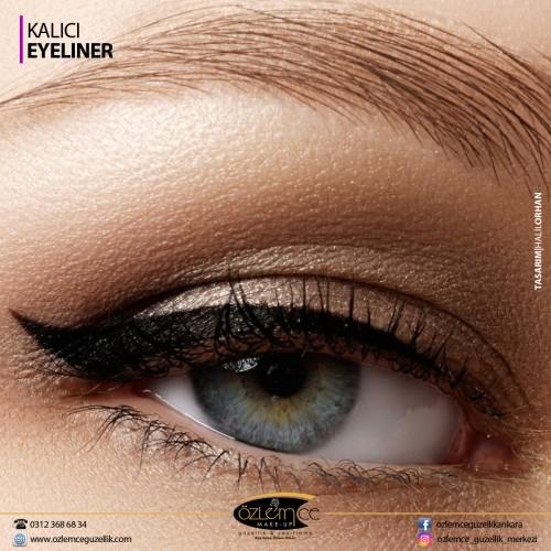 Kalıcı Eyeliner